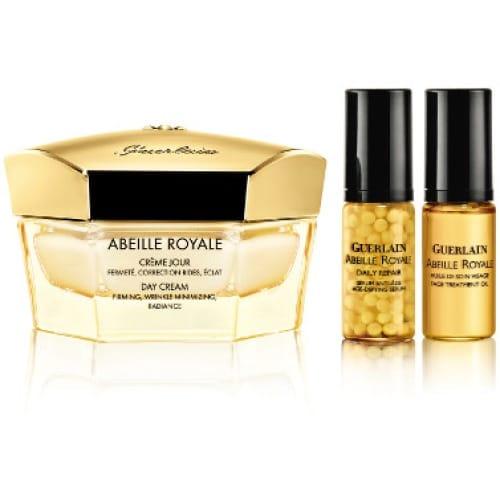 GUERLAIN Abeille Royale creme huile set