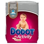 Dodot Dodot pañal activity t-4 8-14kg 62u