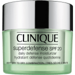Clinique Hidratante Defensa Diaria Superdefense SPF 20 Piel Seca y Mixta