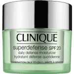 Clinique Hidratante Defensa Diaria Superdefense SPF 20 Piel Grasa