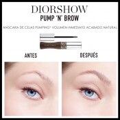 DIOR DIORSHOW PUMP 'N' BROW<br> Máscara de cejas Pumping Volumen inmediato - Acabado natural