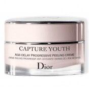 DIOR CAPTURE YOUTH<br> Crème peeling progressif anti-oxydant Signes de l'âge retardés