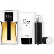 DIOR Dior Homme Cofre perfume - Eau de Toilette<br> Vaporizador de viaje y gel de ducha