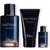 DIOR Sauvage Cofre perfume - eau de parfum<br> miniatura de perfume y bálsamo after shave