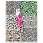 Essence Nail art paper print manicure 04,live laugh love