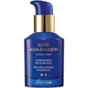 GUERLAIN Super Aqua Emulsión Ligera - Hidratación Pre y Proedad