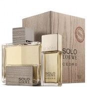 Loewe Cofre Solo Loewe Cedro