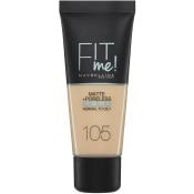 Maybelline 105,Natural Ivor