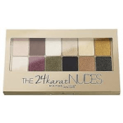 Maybelline The 24 Karat Nudes