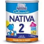 Nestle Leche de continuación nativa 2