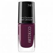 741, Purple Emperor Nail Lacquer