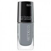 824,Graphite Grey Nail Lacquer