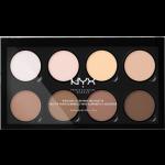 NYX NYX Paleta de Contouring Highlight