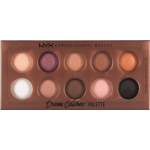 Nyx Professional Makeup NYX Paleta de Sombras de Ojos Dream Catcher