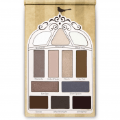 Nightingale Eyeshadow Palette