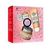 It Cosmetics Confidence in a Cream Rutina Tratamiento Cofre de Regalo